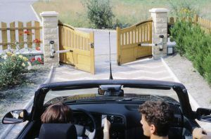 Automatic Gates Are Convenient For Memphis Properties - ASAP Garage Door and Gate Repair