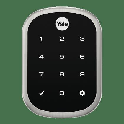 LMDBPACK-SN Yale | LiftMaster Smart Touchscreen Deadbolt - ASAP Garage Door & Gate Repair